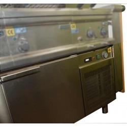 Холодильный стол-база 1050...
