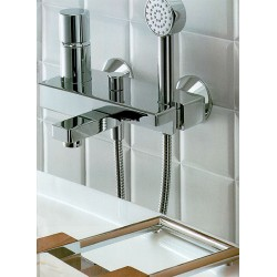 Bath and shower faucet IL...