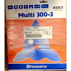 "Multi 300-3 x 1"" 3T BLADE..."