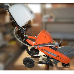 Trolley for Husqvarna 3120K
