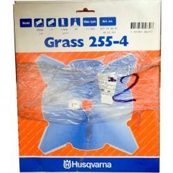 """GRASS 255-4T -1"""", 4-T blade..."""